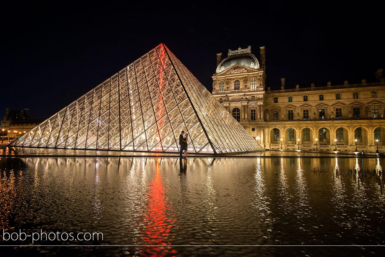Loveshoot Louvre