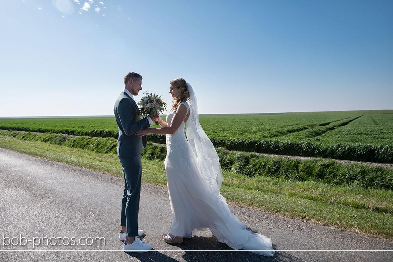 First Look Bruidsfotografie Tholen