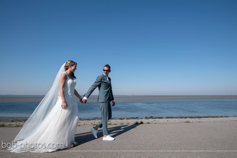 Zeelandbrug Bruidsfotografie Tholen