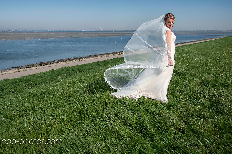 Weddings Rotterdam Zeelandbrug Bruidsfotografie Tholen