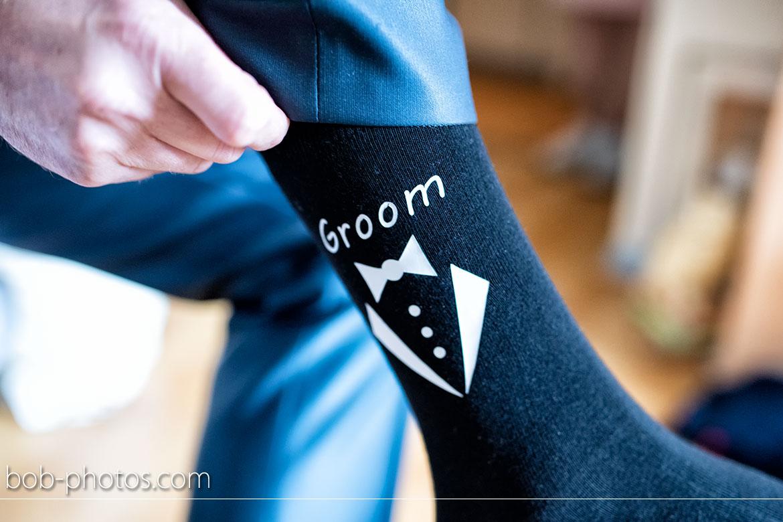 Groom sokken Orangerie Mattemburgh