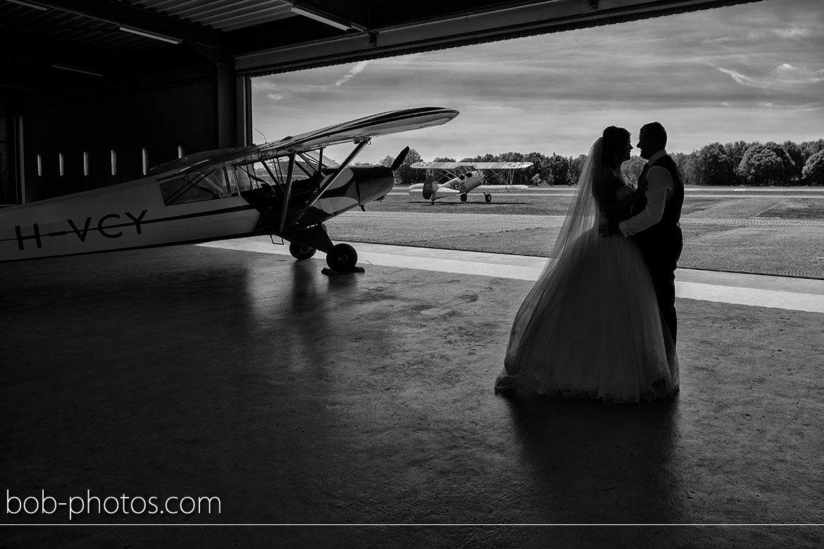 Bruidsfotografie Seppe Breda International Airport
