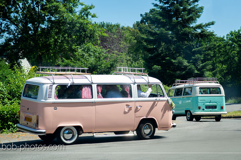 Bruidsfotografie Volkswagen T1