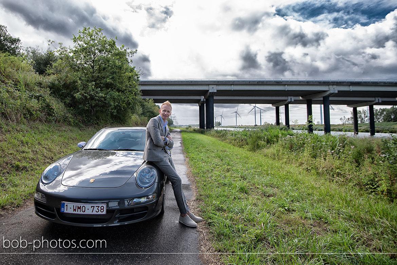 Porsche 911 Targa 4S Waterrijk
