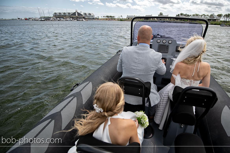 RIB Powerboat Oesterdam