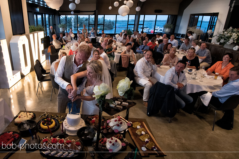 Marina Beachclub Trouwen op de Oesterdam
