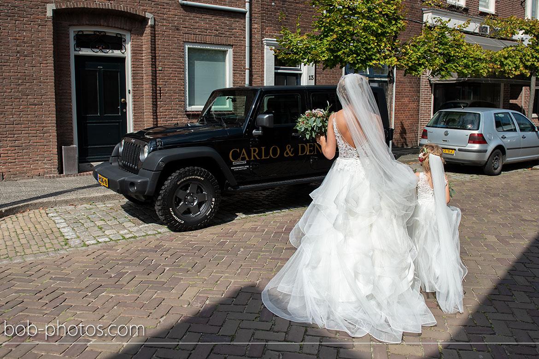 Bruidsfotografie Jeep Wrangler Unlimited