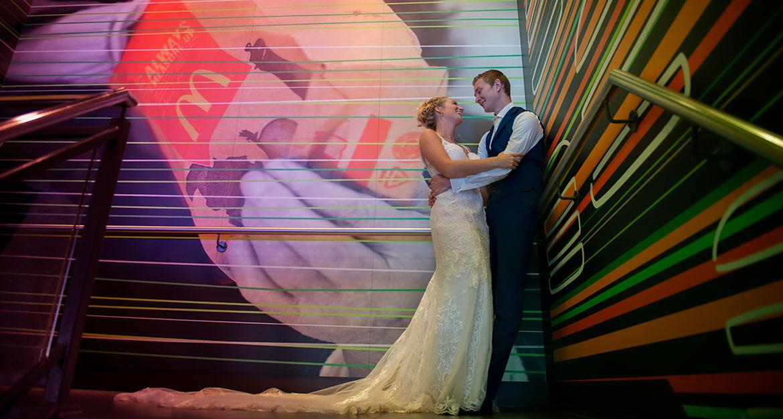 Bruidsfotografie Bergen op Zoom - Hoogerheide