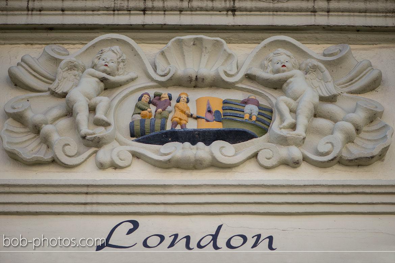 Bruidsfotografie Huize London Bergen op Zoom