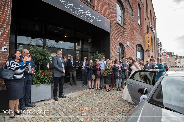 Ministerie van eten en drinken Bergen op Zoom