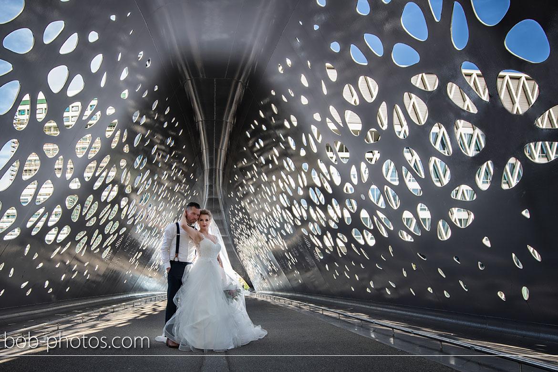 Bruidsfotografie Antwerpen stad
