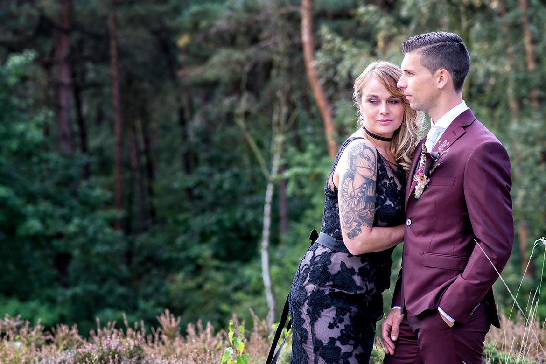 Bruidsfotografie Bergen op Zoom Brabant
