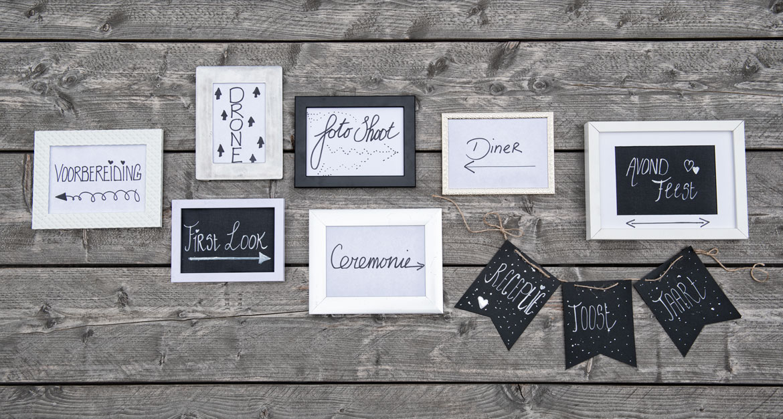 Beste tips voor het plannen van jullie bruiloft
