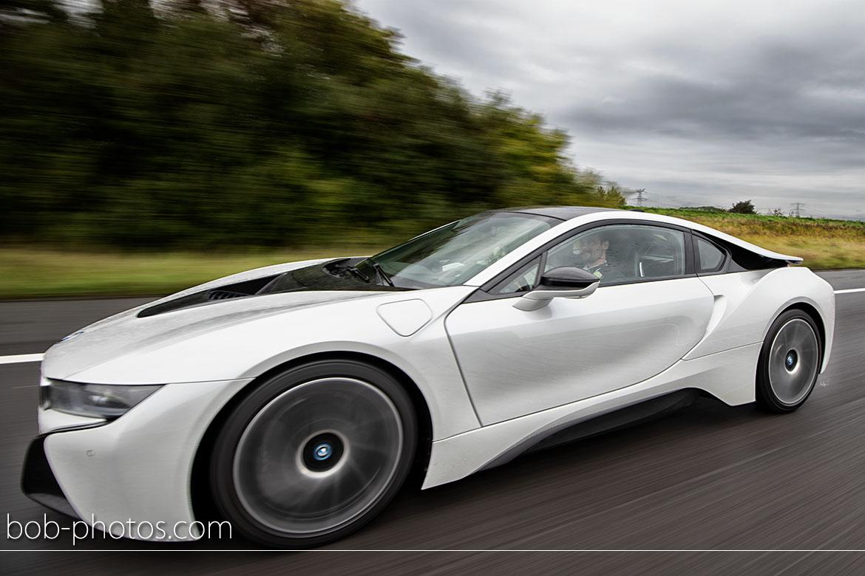Bruidsfotografie BMW i8