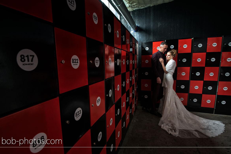 Bruidsfotografie Locker