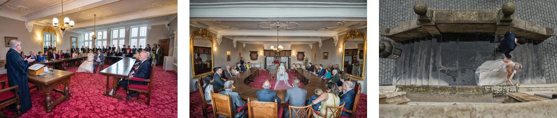 Bruiloft in de Oude Stadhuis