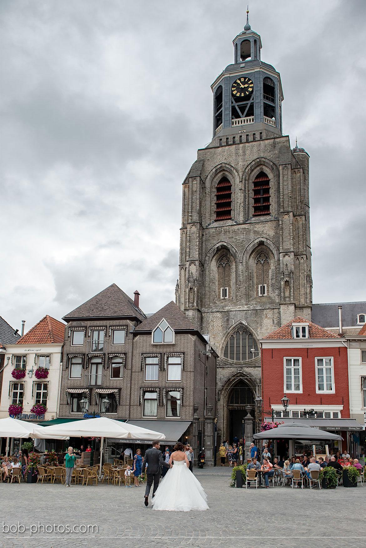 Trouwen in Bergen op Zoom