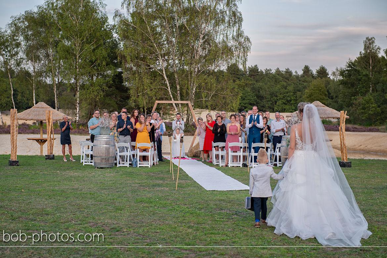 Bruiloft in de Berk