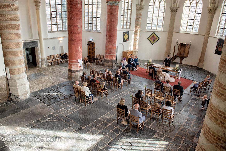 Bruidsfotografie Koorkerk Tholen